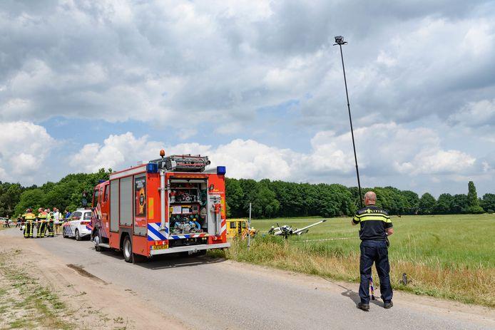 De politie onderzoekt hoe het ongeluk heeft kunnen gebeuren.