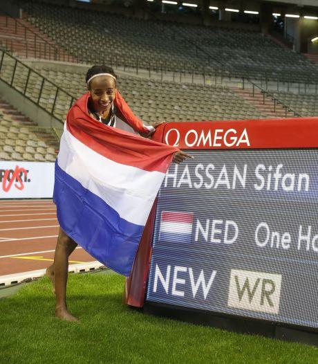 Atlete Sifan Hassan volgens Opzij meest invloedrijke sportvrouw van Nederland