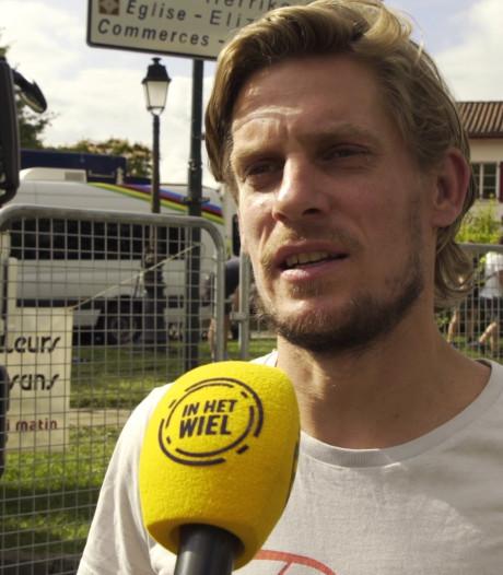 Thijs Zonneveld: 'Laatste etappe is als drol op slagroomtaart'