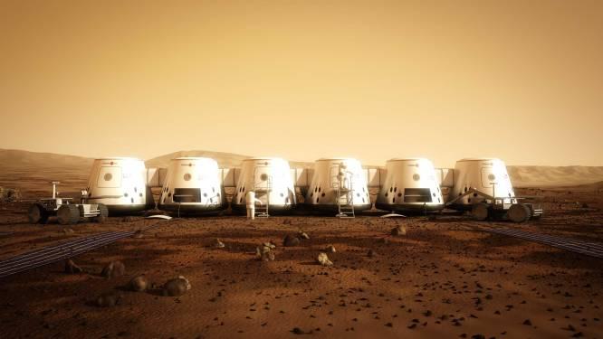 Nederlands bedrijf begint selectie eerste kolonie Mars