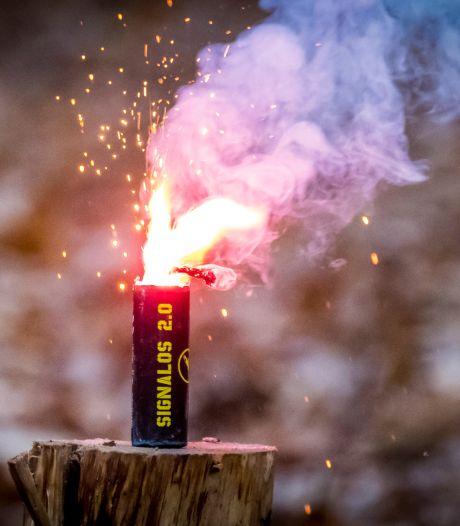 Politie verricht drie aanhoudingen in Roosendaal, tiener (16) laat vuurwerkbom ontploffen