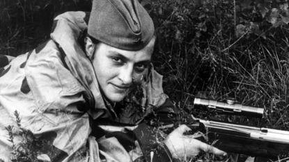 Ze zag eruit als model maar werd dodelijkste vrouwelijke sniper uit geschiedenis. Nieuw boek belicht leven en tragisch einde van 'Lady Death'