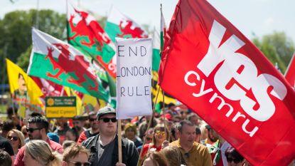 Brexit leidt tot eerste onafhankelijkheidsmars Wales ooit