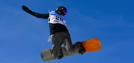 Snowboarder Niek van der Velden uit Nispen, 'Mijn beste run op de Spelen, dat zou gaaf zijn'