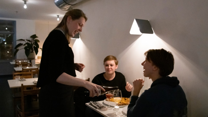 Pizza voor wie wel een avontuurtje aandurft bij Desem in Nijmegen
