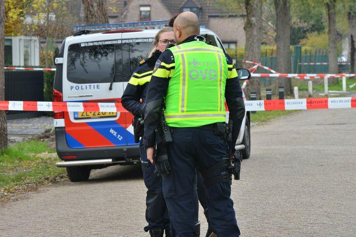 Dode aan de Sander in Etten-Leur