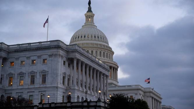 Amerikaanse Congres wendt shutdown van overheid opnieuw af