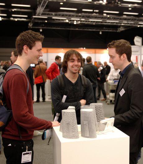 Eindhovense 3D Delta Week om bekendheid bij industrie te verbeteren