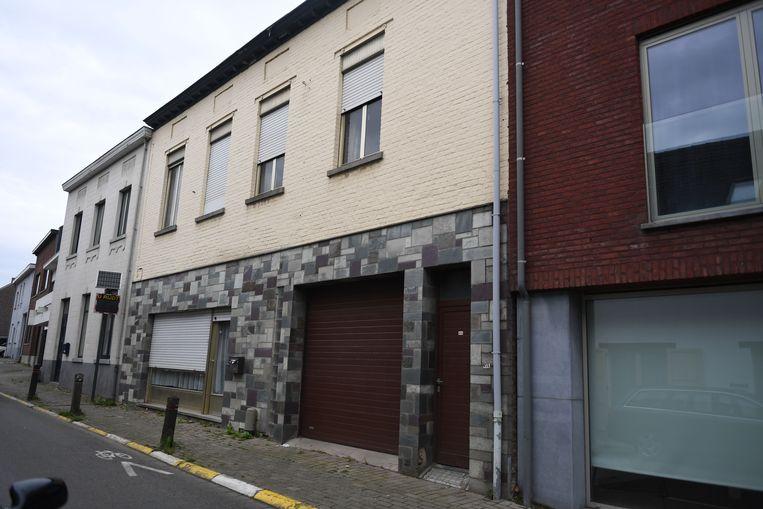 Pand Dorpstraat 495 in Leefdaal.