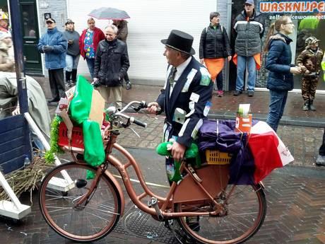 Liveblog: Ingekorte optocht Breda is onderweg