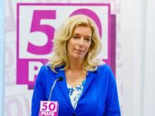 50Plus kiest voor Liane den Haan als lijsttrekker, weer na interne onrust