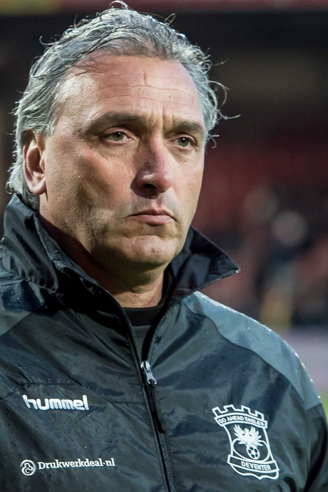 Carrièremove voor Maaskant: van voetbaltrainer naar uitzendbureau