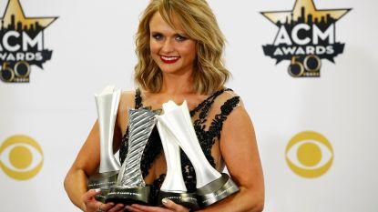 Countryzangeres Miranda Lambert is opnieuw getrouwd
