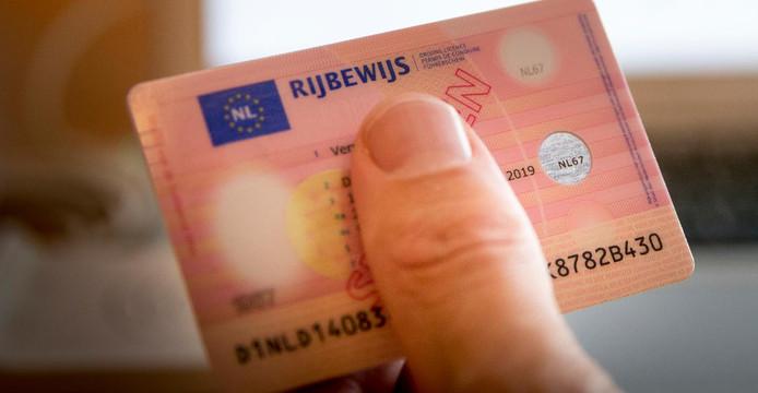 Staphorst is de enige gemeente in dit gebied waar meer dan 90 procent een rijbewijs heeft.
