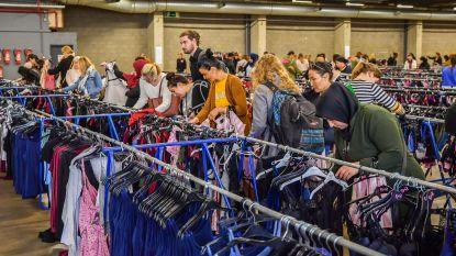 Antwerp Expo drie dagen lang de hemel voor shoppers