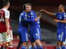 Leicester, avec ses trois Belges, s'impose à Arsenal