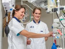 Een hospik aan je ziekenhuisbed, het kan sinds deze week in ETZ Tilburg. 'Leuk en leerzaam'
