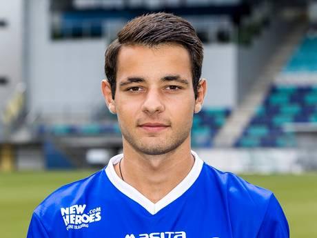 FC Den Bosch zonder Azizov, maar mét Van der Winden tegen FC Oss