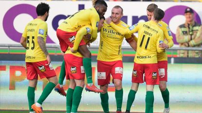 VIDEO. KV Oostende pakt ook de scalp van Beerschot-Wilrijk na goals Coopman en Vanlerberghe