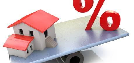 Hypotheekrente stijgt piepklein beetje, aanbieders schieten huizenbezitters te hulp
