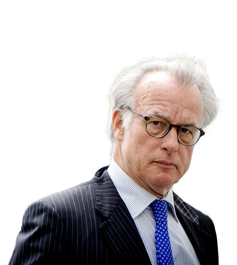 Burgemeester Jozias van Aartsen. Beeld anp