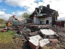 Het einde van Gebouw E van voormalige kazerne in Bergen op Zoom nadert