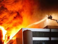 Brandweer Son gepasseerd bij grote brand Prodrive