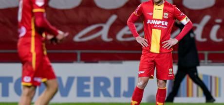 Tijd begint te dringen in Deventer voor trainer Van Wonderen en armoedig GA Eagles