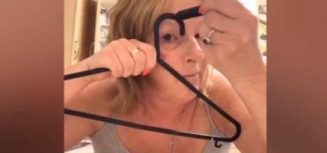 Une femme atteinte d'un cancer parodie un tuto maquillage et fait le buzz
