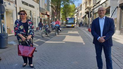 Woonerven en vaste looprichtingen: zo wil Turnhout heropening van winkels veilig laten verlopen