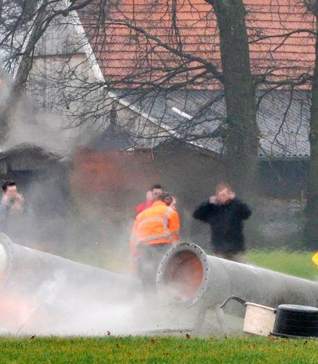 Carbidschieten in Twente wordt aan strikte regels gebonden, 'maar verbod niet aan de orde'