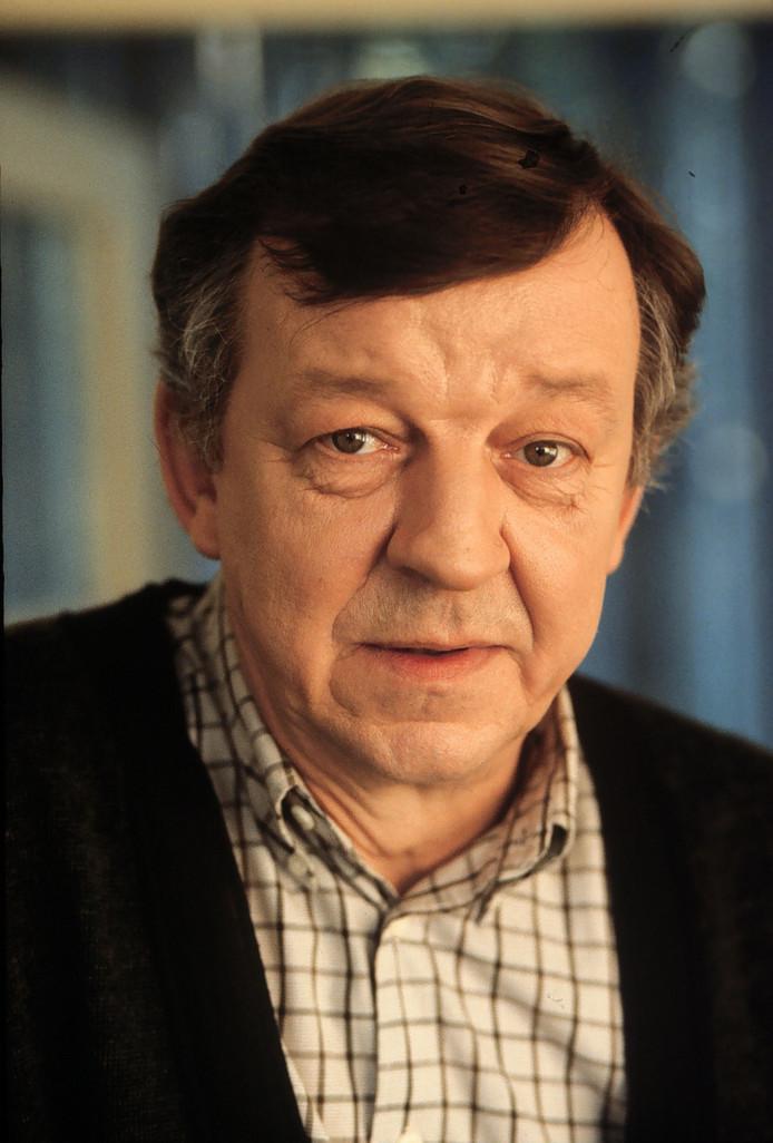 Acteur Gaston van Erven.