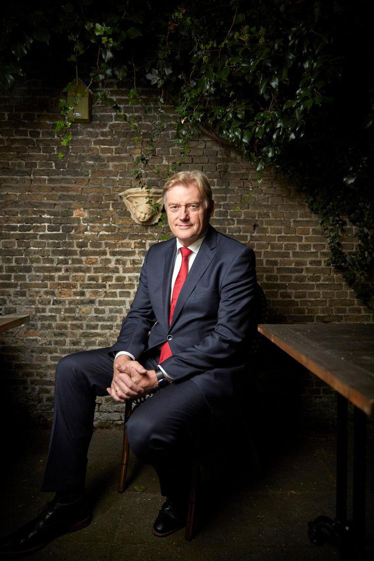 Staatssecretaris Martin van Rijn: 'De zorg is meer klaar voor de toekomst dan ooit.' Beeld Phil Nijhuis