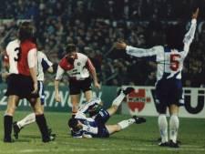 Een VAR was overspannen geraakt van veldslagen tussen Feyenoord en Porto