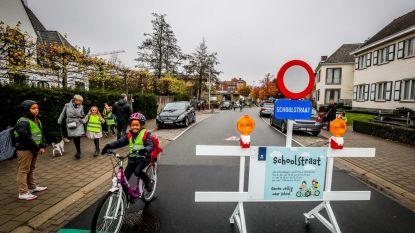 Bewezen: lucht in schoolstraat is schoner