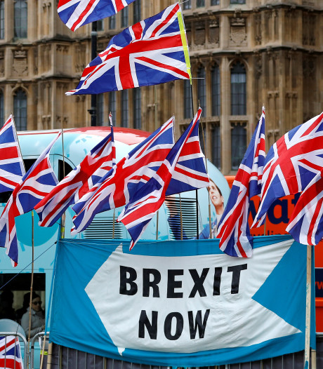 IMF waarschuwt voor flinke schok bij no deal-brexit