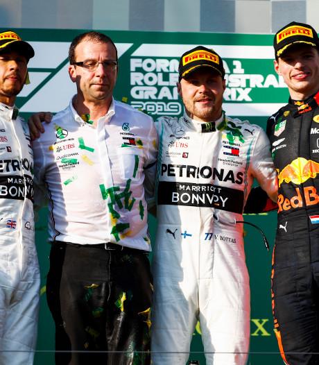 Hamilton: Drie teams gaan vechten om de titel