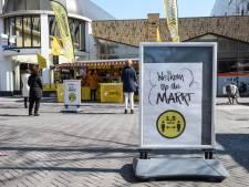 Tijdelijke tweede markt in binnenstad Almelo om meer handelaren plekje te geven