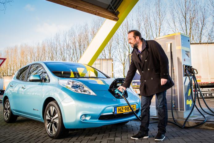 Elektrische Auto Ook Bij Occasionkopers In Trek Auto Ad Nl