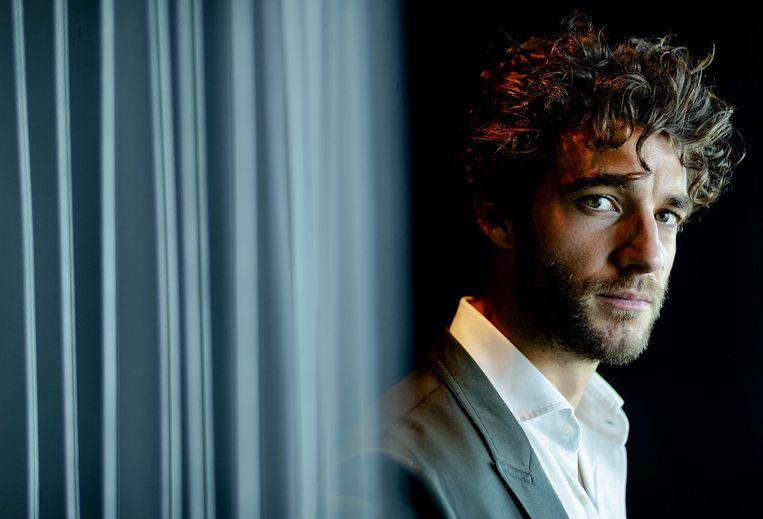 Lorenzo Viotti, de nieuwe chef-dirigent van De Nationale Opera en het Nederlands Philharmonisch Orkest.  Beeld ANP