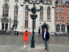 Brugge introduceert 'minituintjes', te beginnen op de Markt