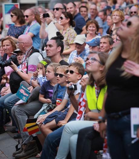 Hollywoodster en echtgenoot bezoeken Brabantsedag: 'Amazing'