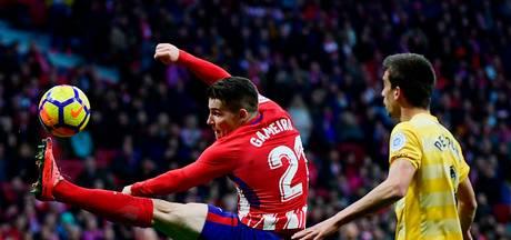 Atlético laat kostbare punten liggen in strijd om titel