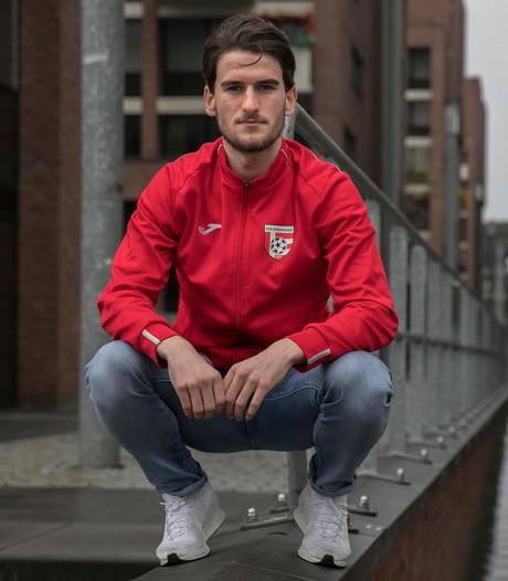 Koploper ZVV Eindhoven gaat door met winnen in eerste divisie