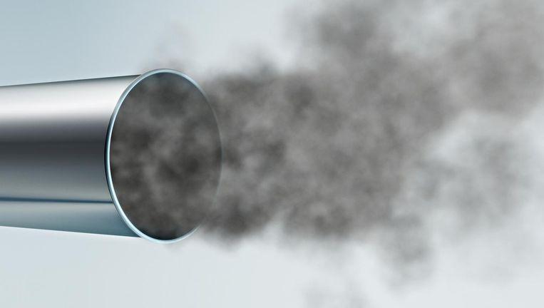 Nederland bedong in Brussel eerder 5 jaar uitstel, tot 2015, om overal aan de EU-richtlijnen voor stikstofdioxide te voldoen Beeld getty
