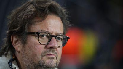 """Marc Coucke over snelle Europese exit Anderlecht: """"Ik houd hier een slecht gevoel aan over"""""""
