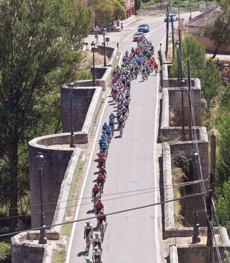 Volledig parcours en alle etappes van de Vuelta a España