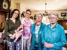 Vijf generaties Boonstoppel verenigd