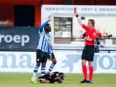 FC Eindhoven met tien man onderuit tegen Telstar