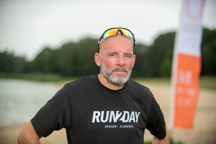 Erwin van Heiningen bij de Bussloo Challenge.